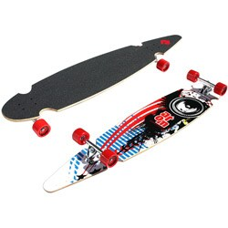 Atom 49-inch Pin-Tail Sc Longboard