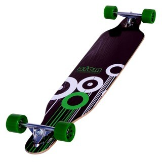 Atom 41-inch Drop-Through Longboard
