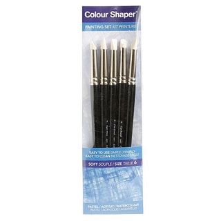 Colour Shaper Assorted Large Painting and Pastel Blending Tools (Set of 5)