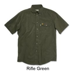 Beretta Featherlite Cotton Signature Short-sleeve Shooting Shirt - Thumbnail 1