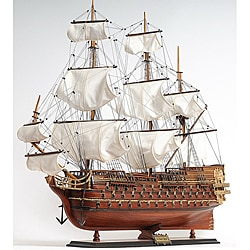 Old Modern Handicrafts 'St Espirit' Model Ship