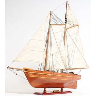 Old Modern Handicrafts 'America Yacht' Model Boat|https://ak1.ostkcdn.com/images/products/6177872/P13831175.jpg?impolicy=medium