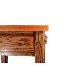 Bradley Brand Furniture Saline Creek Kitchen Island - Thumbnail 2