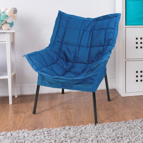 Milano Modern Metal Chair