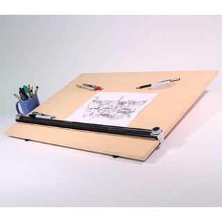 Martin Universal Design 24x36 Wood Grain Parallel Edge Drawing Board