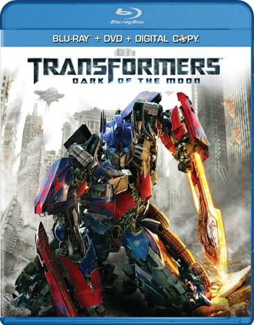 Transformers: Dark of the Moon (Blu-ray/DVD)