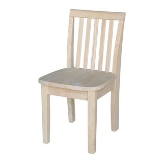 Children's Mission Chairs (Set of 2)