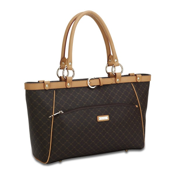Rioni Signature Everyday Weekender Satchel