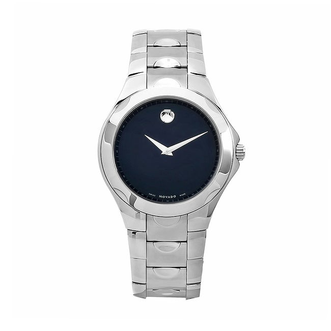 Movado Men's 0606378 Luno Stainless Steel Watch