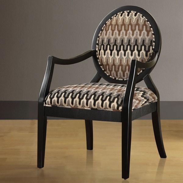 Oval Back Granite Chair