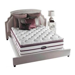 Beautyrest Elite Plato Plush Firm Super Pillow Top King-size Mattress Set