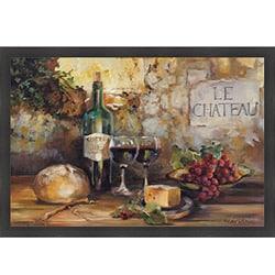 Marilyn Hageman 'Le Chateau' Framed Print Art