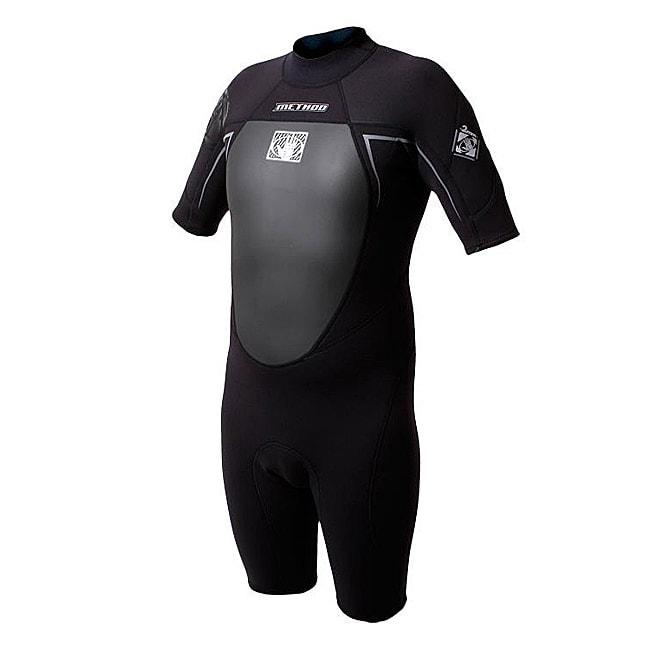 Body Glove Men's Method Black Spring Wetsuit