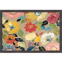 Kim Parker 'September Garden' Framed Print Art