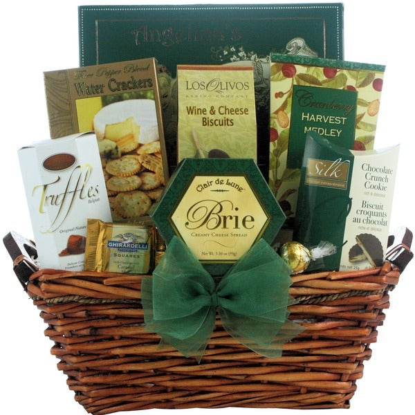 Great Arrivals Refined Elegance Gourmet Gift Basket