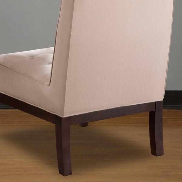 Madelyn Eggshell Accent Chair   Free Shipping Today   Overstock.com    13833124