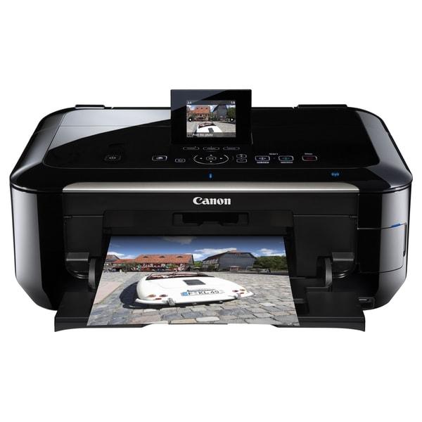Canon PIXMA MG6220 Inkjet Multifunction Printer - Color - Photo/Disc