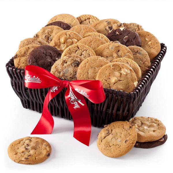 Mrs. Fields Cookie Basket (36 count)