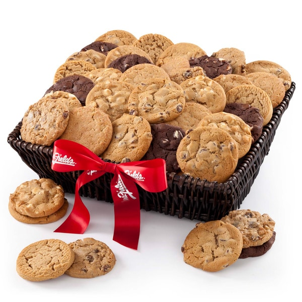 Mrs. Fields Coupons & Free Shipping Codes. You can enjoy the same brownies and cookies you snacked on while shopping at the mall by ordering from Mrs. Fields online store. They offer classics, like their luscious chocolate chip cookies, and new items, like gift baskets and personalized items.