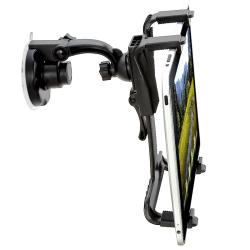 INSTEN Windshield Mounted Holder/ Screen Protector for Apple iPad - Thumbnail 1