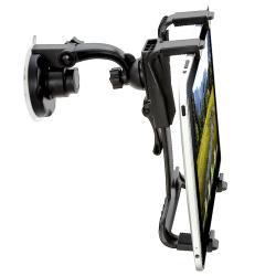INSTEN Universal Black Tablet Windshield Mounted Holder - Thumbnail 1