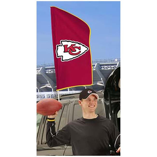 Kansas City Chiefs Tailgating Flag - Thumbnail 0