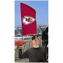Kansas City Chiefs Tailgating Flag