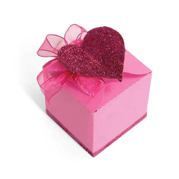 Sizzix Bigz Pro Box with Heart Closure Die-cut