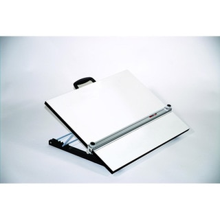 Martin Universal Design Adjustable Angle Parallel Edge Drafting Table Top Board (23 x 31)