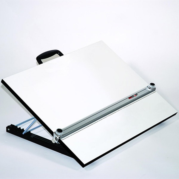 Martin Universal Design Adjustable Angle Parallel Edge Drafting Table Top Board (18 x 24)