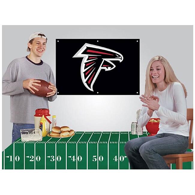 Atlanta Falcons NFL Football Party Kit