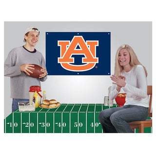 Auburn Tigers NCAA Football Party Kit