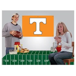 NCAA Tennessee Volunteers Football Party Kit - Thumbnail 0