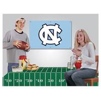 North Carolina Tar Heels NCAA Football Party Kit