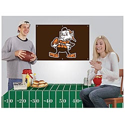 Cleveland Browns NFL Football Party Kit
