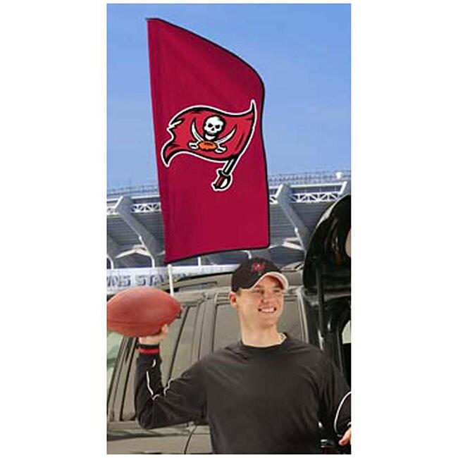 Tampa Bay Buccaneers Tailgating Flag