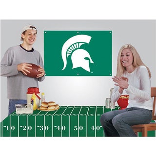 Michigan State Spartans NCAA Football Party Kit