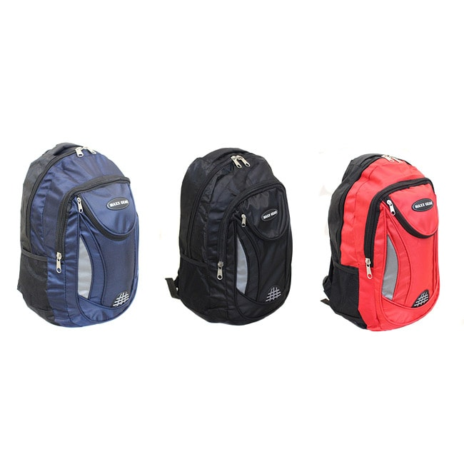 American Maxx Gear 18-inch School/ Day Backpack