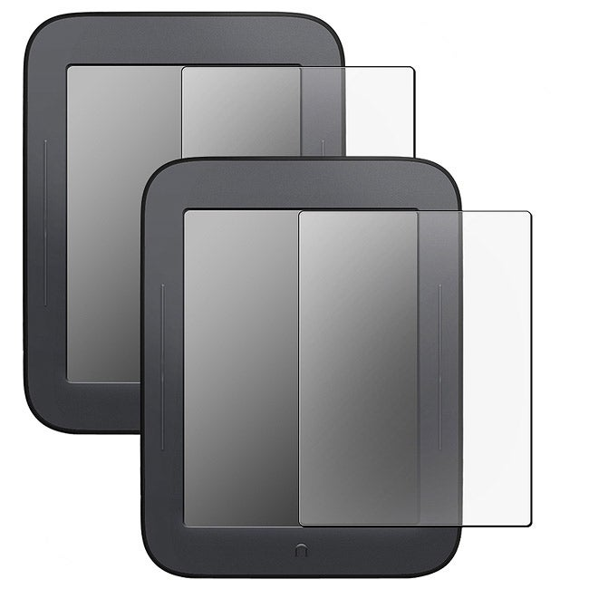 Anti-glare Screen Protector for Barnes and Noble Nook 2nd Edition (Pack of 2)