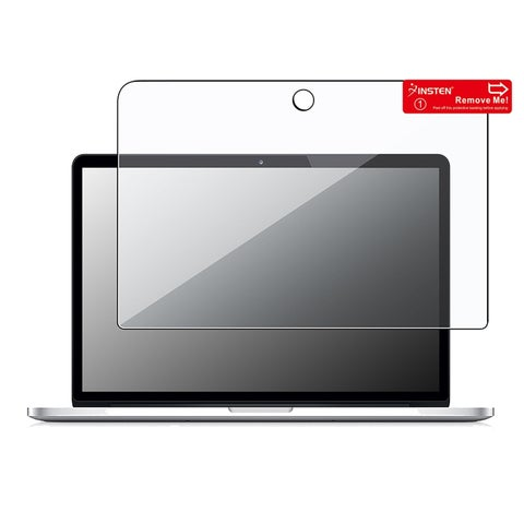 INSTEN cLEAR Screen Protector for Apple MacBook Pro 13.3 inch (Pack of 2)