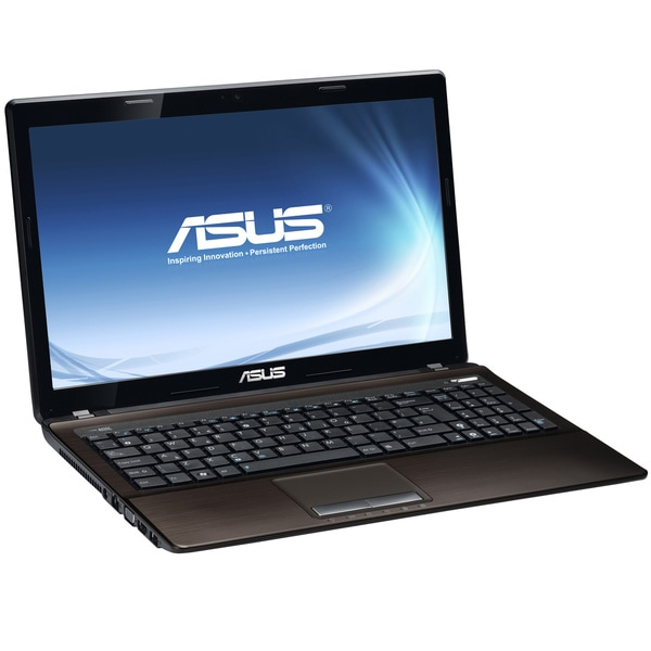 "Asus X53SV-RH71 15.6"" Notebook - Intel Core i7 - Mocha"