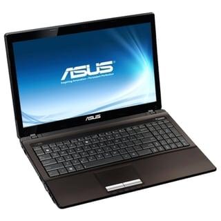 """Asus X53U-RH11 15.6"""" 16:9 Notebook - 1366 x 768 - AMD C-60 Dual-core"""