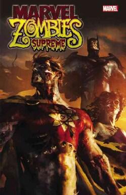 Marvel Zombies Supreme (Paperback)