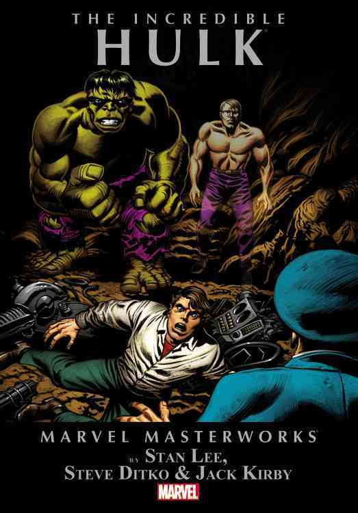 Marvel Masterworks: The Incredible Hulk 2 (Paperback)