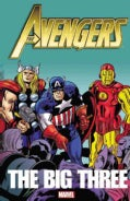 Avengers: The Big Three (Paperback)