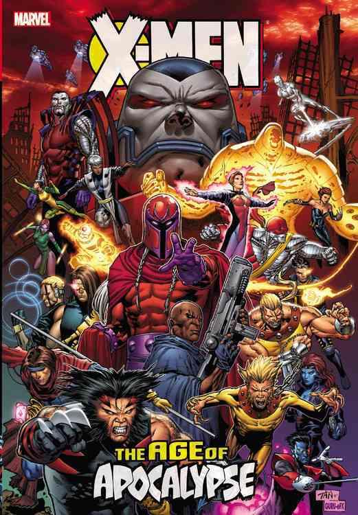 X-Men: The Age of Apocalypse (Hardcover)