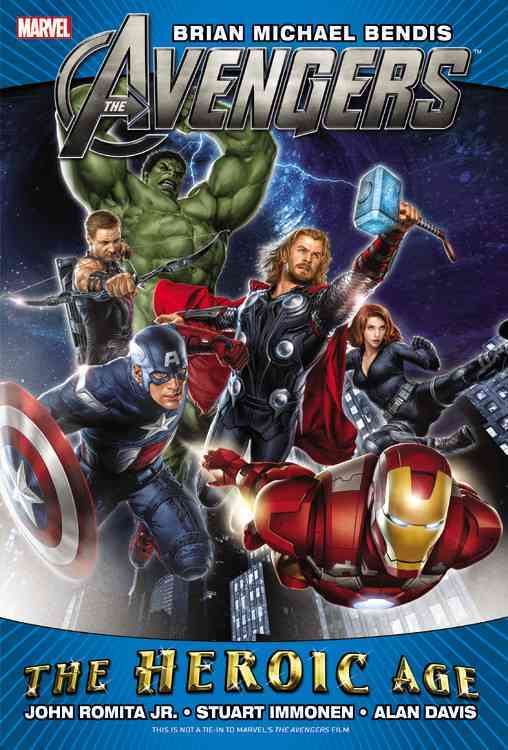 The Avengers: The Heroic Age (Hardcover)
