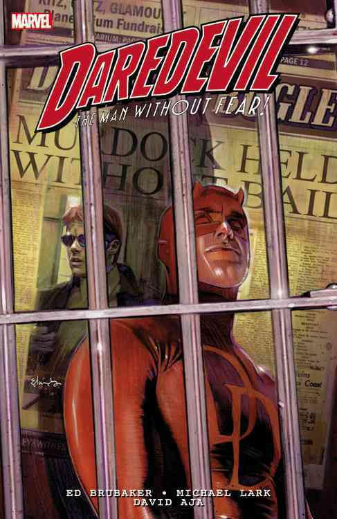 Daredevil the Man Without Fear! Ultimate Collection 1 (Paperback)