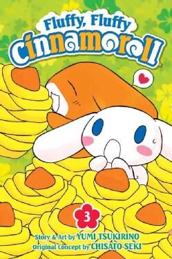 Fluffy, Fluffy Cinnamoroll 3 (Paperback)