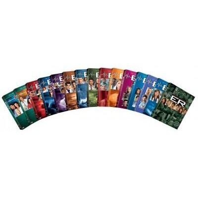 ER: The Complete Seasons 1-15 (DVD)